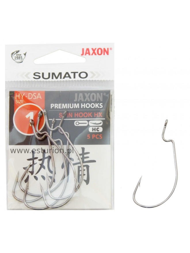 Haczyki Sumato Spin Hook HX nr #2 Jaxon