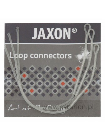 Łącznik sznura Loop Connectors bialy Jaxon