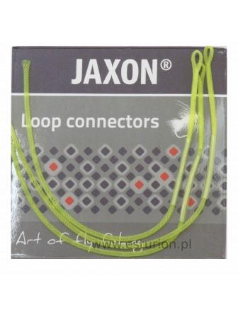 Łącznik sznura Loop Connectors żółty Jaxon