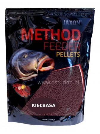 Pellet Method Feeder kiełbasa 2mm 500g Jaxon