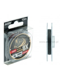 Plecionka Black Horse Premium 0,08mm 10m Jaxon