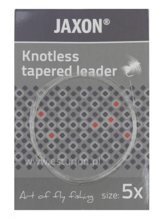 Przypon muchowy koniczny 270cm 4X 0,178-0,53mm Jaxon