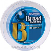 Żyłka Broad Blue Eye 0,16mm 150m Owner