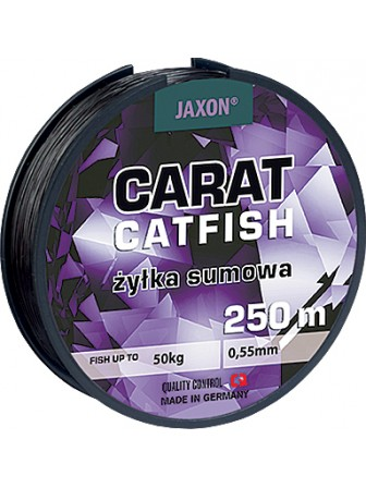 Żyłka Carat Catfish 0,45mm 250m  Jaxon