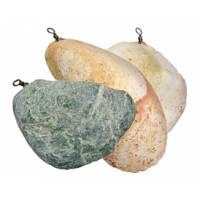Ciężarek kamienny kolor piaskowy 30-40 gr 5szt op. Konger