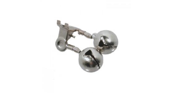Dzwonek nr9 podwójny 15mm, żabka Konger