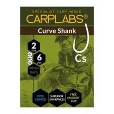 Haczyki curve shank 6 tco op.6szt T-106 Carplabs