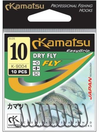 Haczyki Dry Fly 14bro Kamatsu