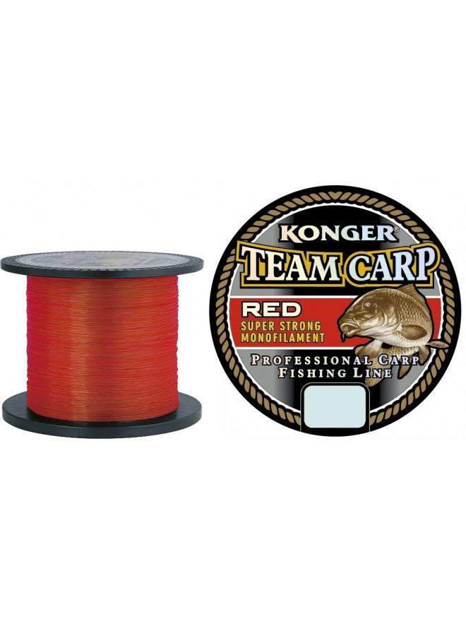 Żyłka Team Carp red 0,30/600 Konger