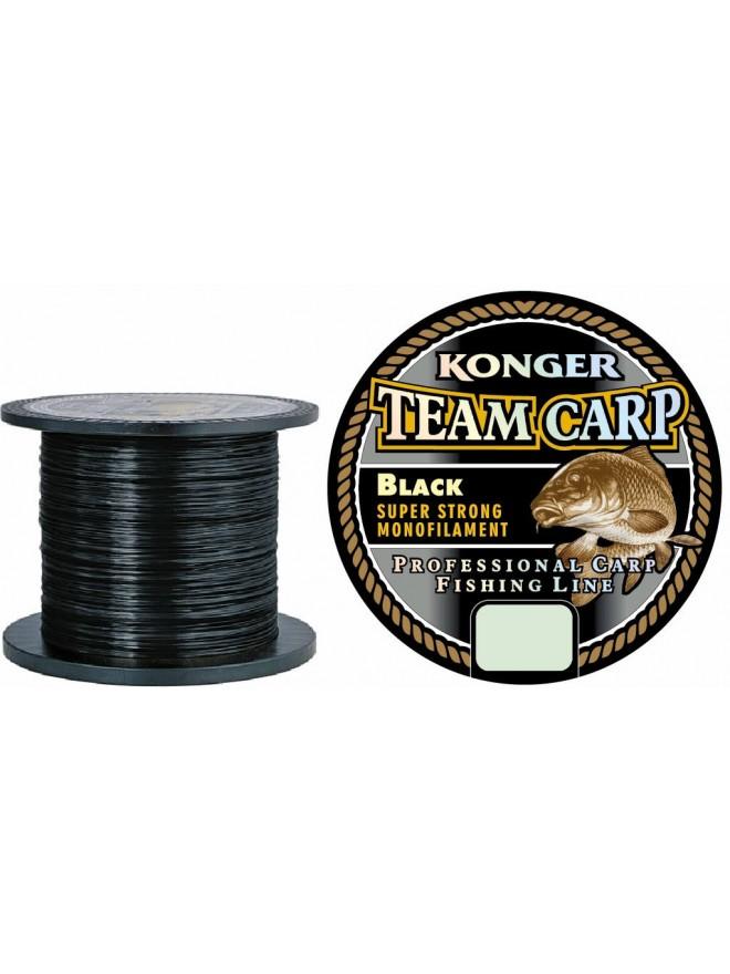 Żyłka Team Carp black 0,25/600 Konger