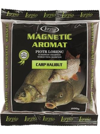 Aromat Magnetic karp halibut 200g Lorpio