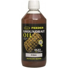 Dodatek Feeder Groundbait Oil Fish 500ml Lorpio