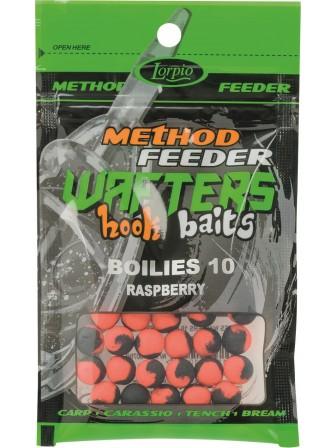 Hook Baits Wafters Boilies 10mm malina 15g Lorpio