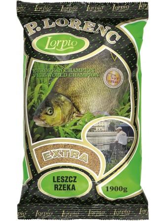 Zanęta Extra Leszcz Rzeka 1,9kg Lorpio