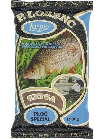 Zanęta Extra Płoć 1,9kg Lorpio