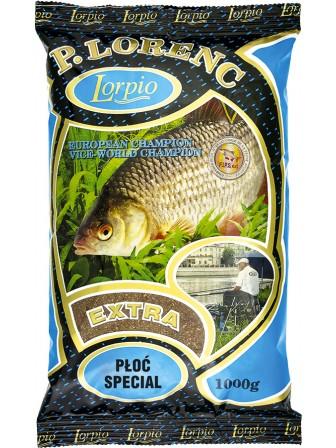 Zanęta Extra Płoć Special 1,9kg Lorpio
