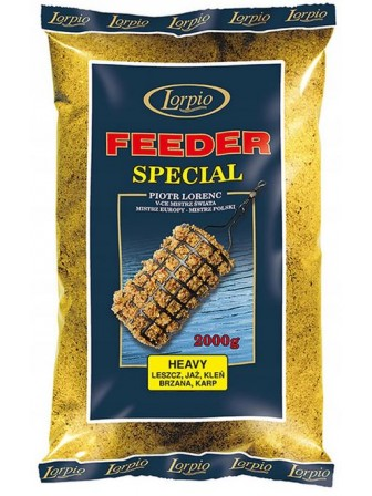 Zanęta Feeder Heavy 2kg Lorpio