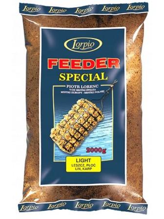 Zanęta Feeder Light 2kg Lorpio