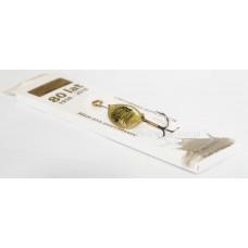 Błystka obrotowa Aglia 80th Anniversary złota 3/6,5g Mepps