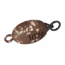 Ciężarek Clonker brązowy 100g Mikado