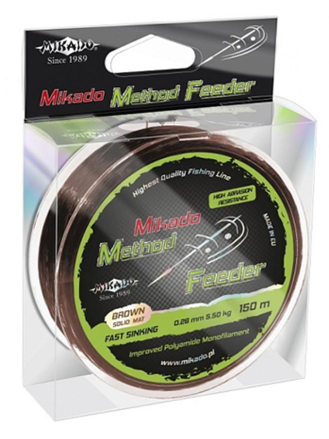 Żyłka Method Feeder 0,22mm 150m Mikado