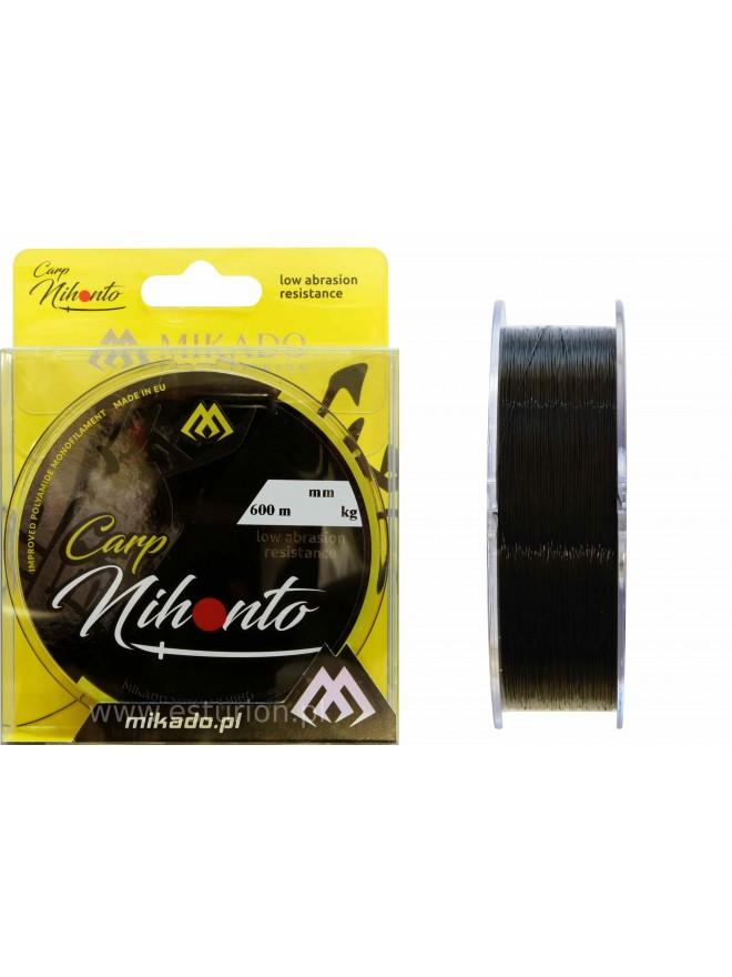 Żyłka Nihonto Carp 0,40mm 600m Mikado