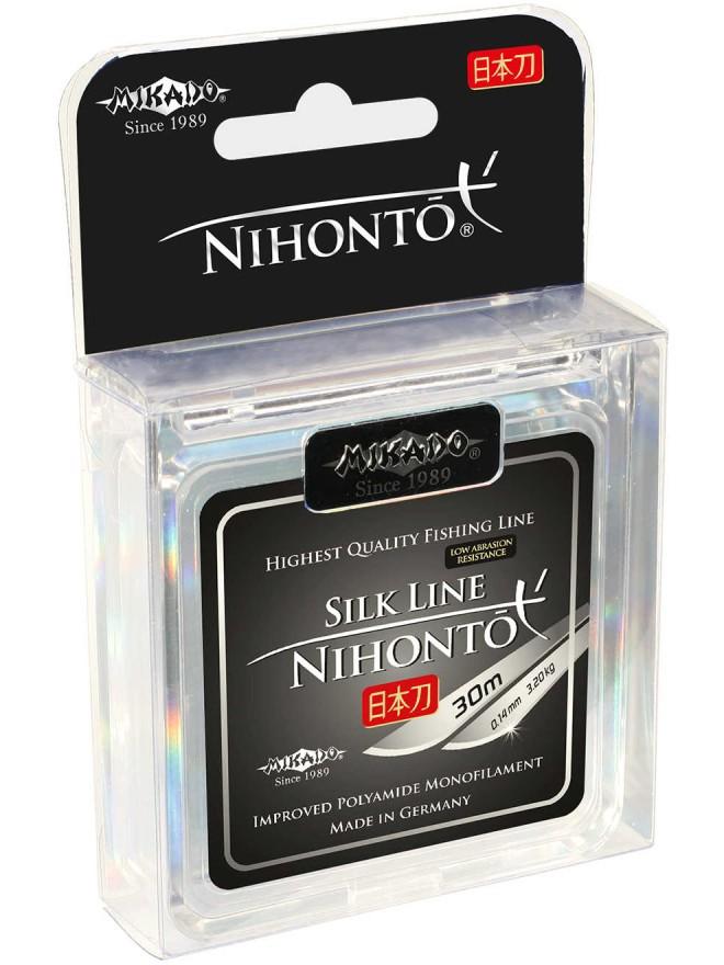 Żyłka Nihonto Silk Line 0,10mm 30m Mikado