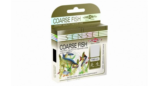 Żyłka Sensei Coarse Fish 0,20mm 150m Mikado