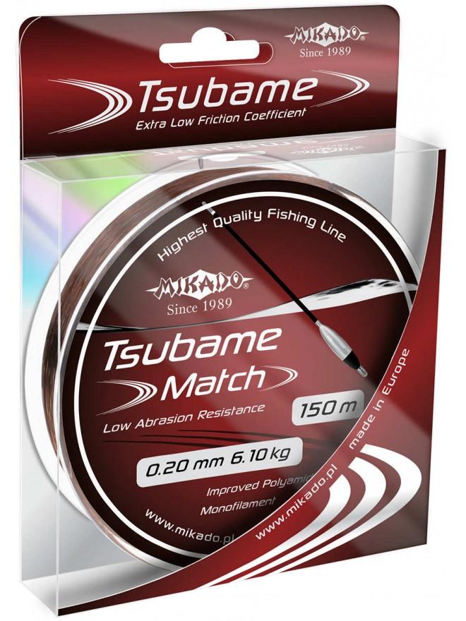 Żyłka Tsubame Match 0,16mm 150m Mikado