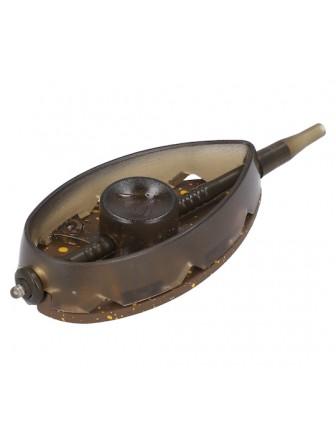 Komplet Method feeder Aperio Q.M.F. L 3x40g + foremka Mikado