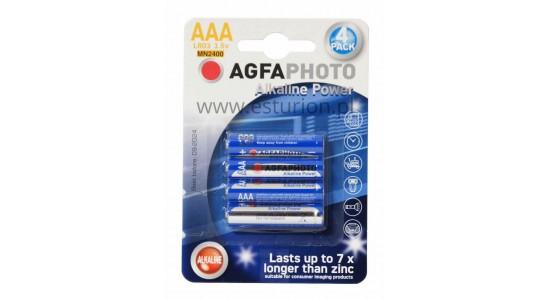 Bateria alkaliczna 1,5V AAA