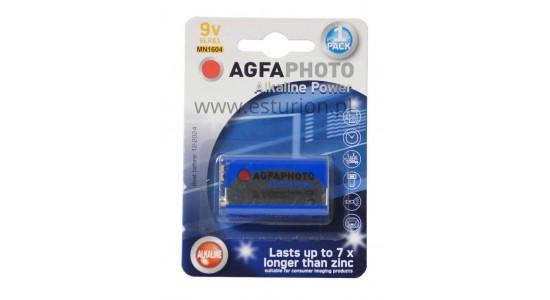 Bateria alkaliczna 9V