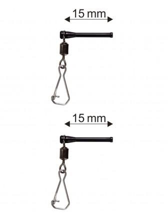 Rurka antysplątaniowa Micro 1,5cm 2szt Stonfo