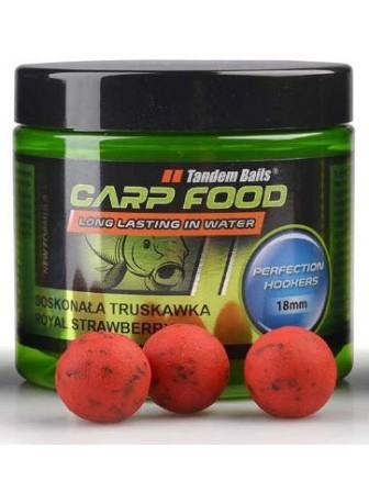 Kulki proteinowe CF Perfection 18mm/120g Ananasowy Sok Tandem Baits