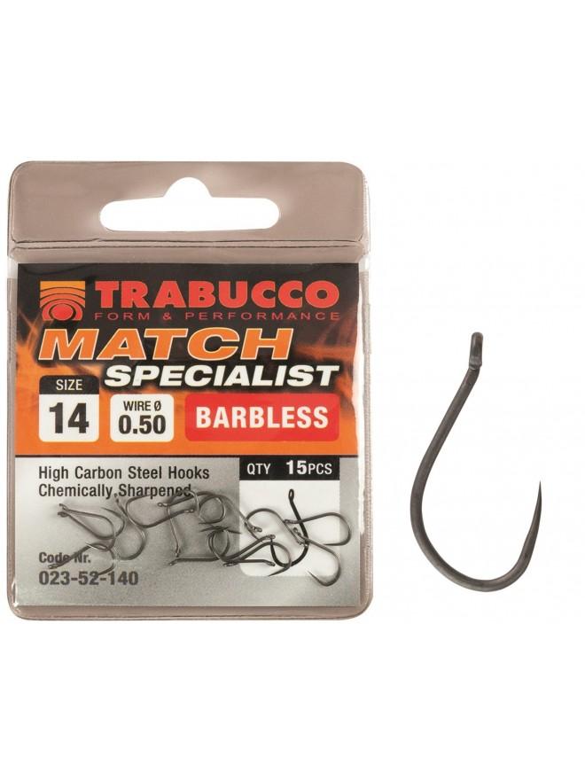 Haczyki Match Specialist nr 16 Trabucco