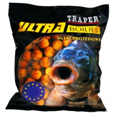 Kulki proteinowe Fish Mix 16mm 500g Traper