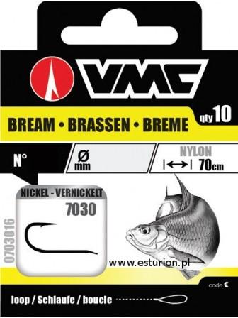 Przypony Bream NI nr 10 VMC